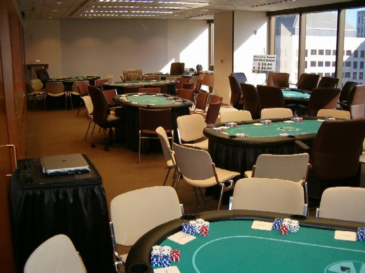 Poker harvard law school